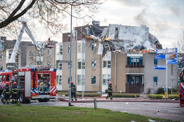 Explosie |Veendam
