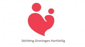Logo Groningen Hartveilig